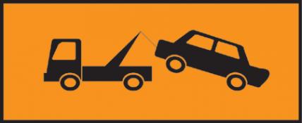 Логотип компании Псковская служба эвакуации
